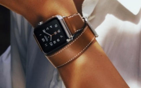 Hermès vend maintenant ses Apple Watch sur internet