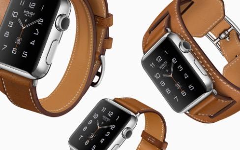 Apple Watch: des bracelets en mars, un nouveau modèle cet automne