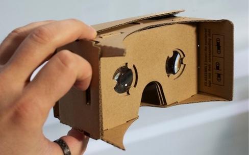Google mise très sérieusement sur la réalité virtuelle