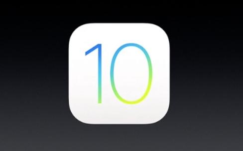 iOS10 installé sur plus de la moitié des appareils iOS