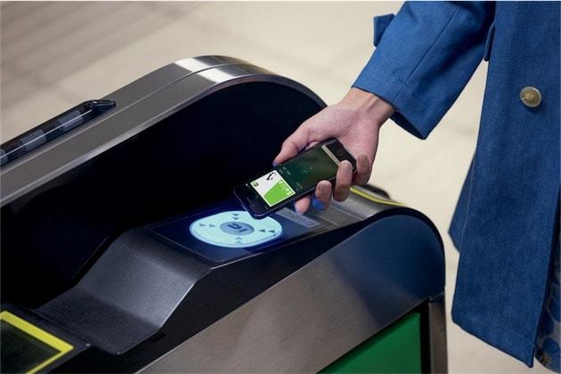 Apple Pay cherche à être plus présent dans les transports