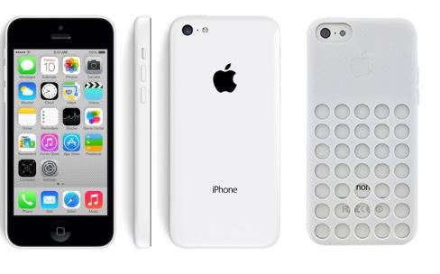 Des iPhone5c reconditionnés avec étui Apple à partir de 169€