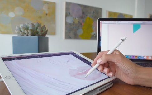 iPad comme tablette graphique : Duet Display concurrence Astropad