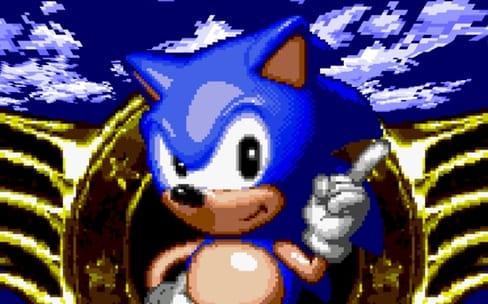 Sonic CD devient gratuit, avec plein de pubs même pour ceux qui l'ont acheté