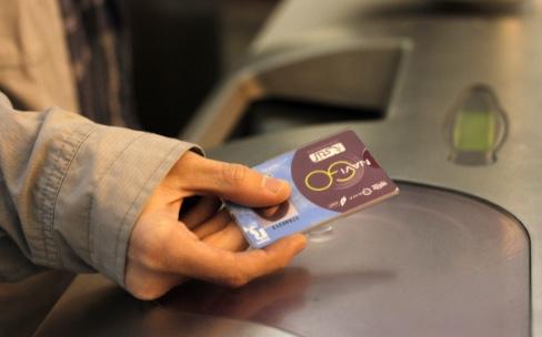 Les téléphones serviront à entrer dans le métro parisien