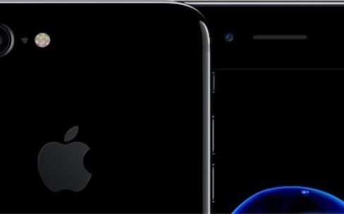 Les délais d'expédition baissent pour les iPhone7 noir de jais