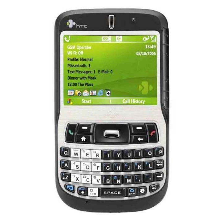 Mon téléphone HTC Windows que j'ai utilisé quelques mois avant l'iPhone