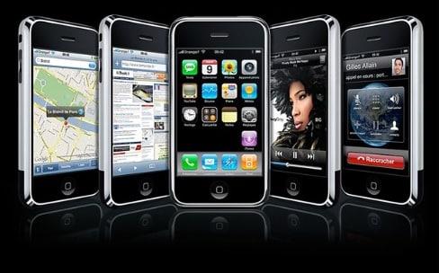L'iPhone a aussi révolutionné les forfaits DATA