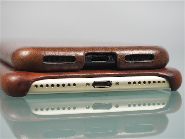 Test de l'étui en cuir pour iPhone 7 de Nomad | iGeneration