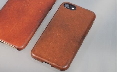 Test de l'étui en cuir pour iPhone 7 de Nomad