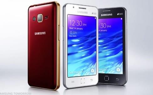 Samsung couvre les développeurs de dollars pour étoffer Tizen