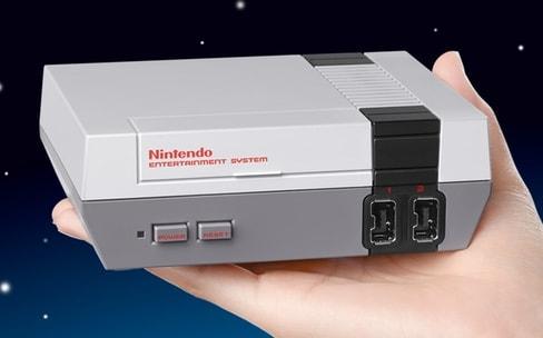 La Nintendo Classic Mini repose bien sur un nano-ordinateur