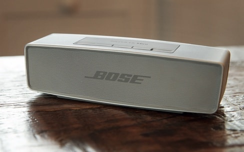 Les enceintes SoundLink de Bose en promotion