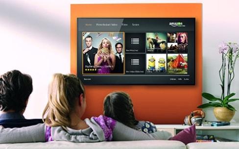Prime Video, le Netflix d'Amazon, dans 200pays en décembre