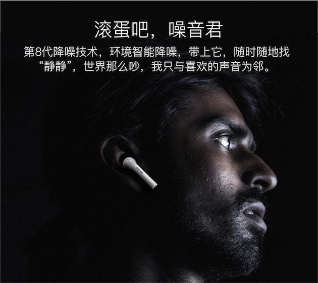 Même la publicité ressemble aux images marketing d'Apple. On s'y croirait (presque)!