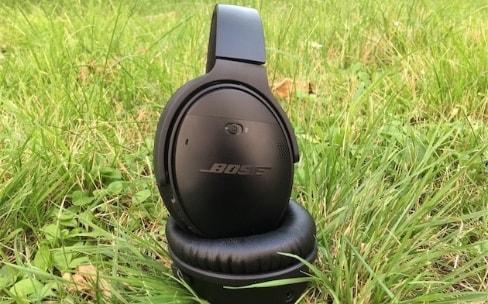 Black Friday: le casque Bluetooth QC35 de Bose à 322€