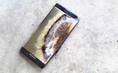 Verizon refuse la mise à jour qui va briquer les derniers Galaxy Note7