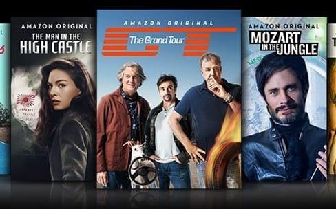 Amazon Prime Video maintenant disponible en France
