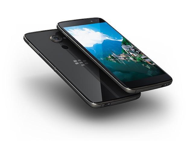 Le BlackBerryDTEK60 dérive d'un smartphone conçu TCL, mais utilise une version d'Android personnalisée et sécurisée par BlackBerry. Image BlackBerry