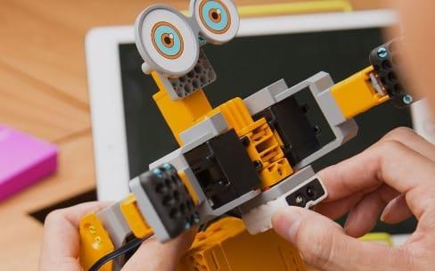 TankBot : un Wall-E programmable à monter soi-même
