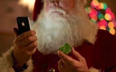 L'iPhone encore en tête des activations de Noël, mais sa domination s'effrite