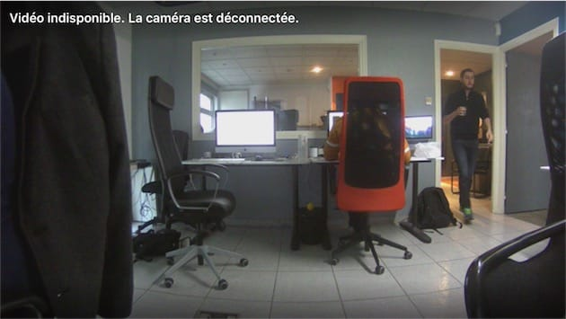 test de la cam ra netatmo welcome igeneration. Black Bedroom Furniture Sets. Home Design Ideas