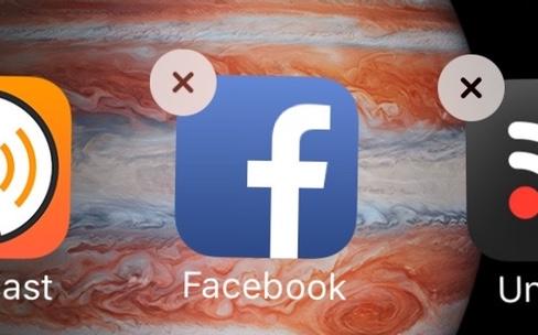 Facebook: 15% de batterie en plus en supprimant l'app