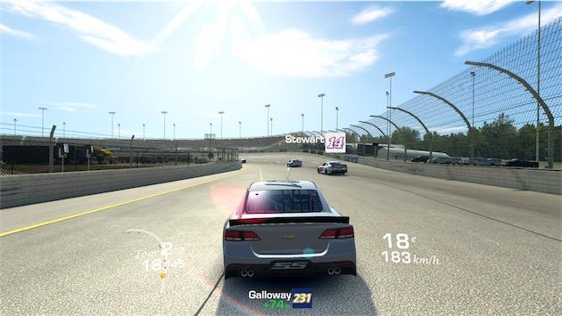 Autre capture d'écran du jeu. Cliquer pour agrandir