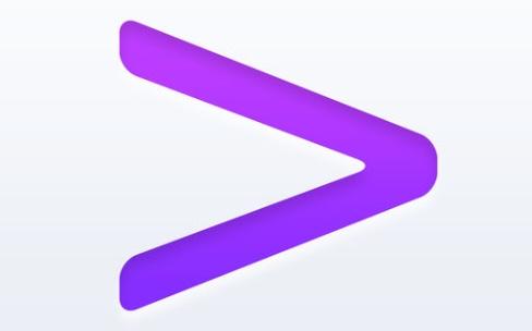 Prompt 2.5 cale son terminal sur un coin de l'iPad