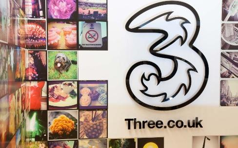 Three va bloquer des publicités sur mobile