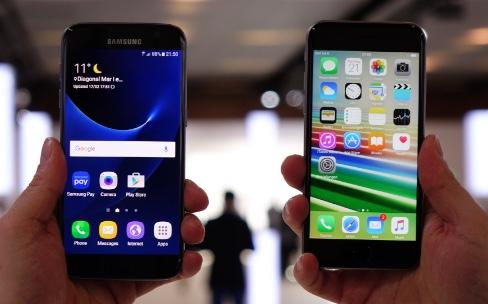 L'écran du Galaxy S7 est le meilleur de tous