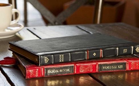 Prise en main du gros BookBook pour iPad Air