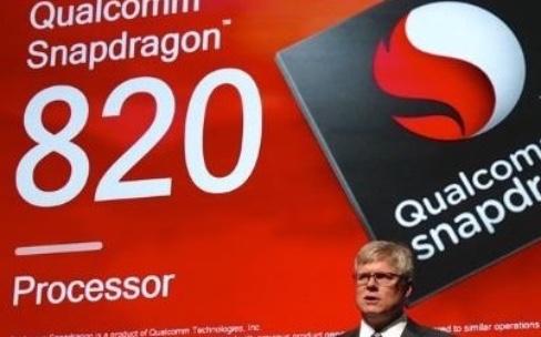 Qualcomm bousculé par Apple, Mediatek et Samsung en 2015