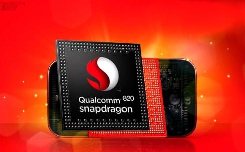 Le Snapdragon 820 devant l'A9 sur le benchmark AnTuTu