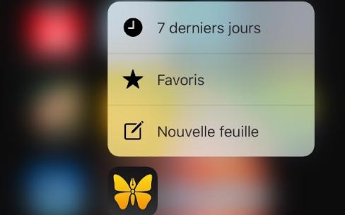 Ulysses Mobile s'adapte à l'iPhone