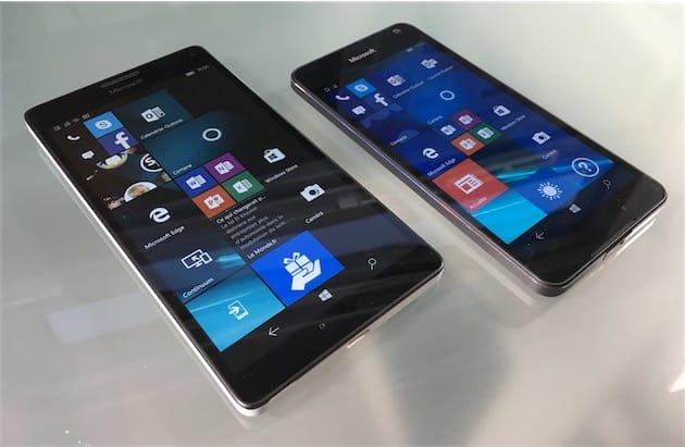 Microsoft ne misera rien sur ses téléphones cette année