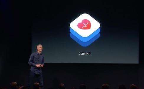 CareKit, un framework open-source pour suivre la santé des patients