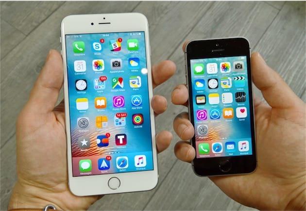 Caracteristiques Techniques Iphone S