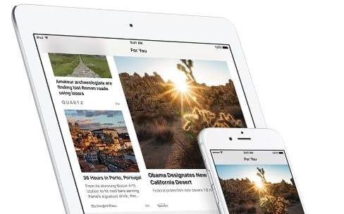 Apple News est sur Twitter (mais toujours pas en France)