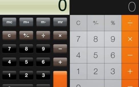 Une histoire pour expliquer l'absence de Calculette sur iPad