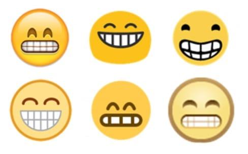 Un emoji peut en cacher un autre