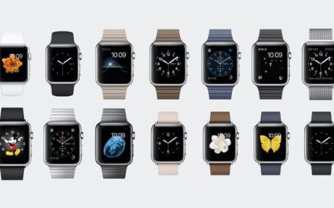 Le succès mutique et cyclique de l'Apple Watch
