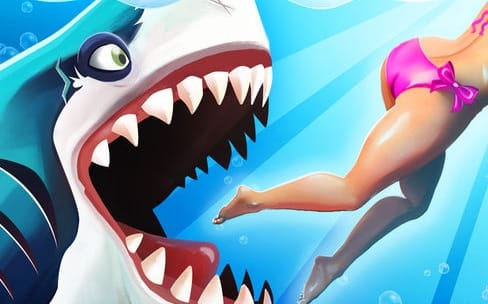 Hungry Shark World : attention, jeu méchant