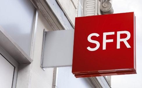 SFR dans le rouge au premier trimestre 2016