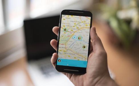 localiser un android avec un iphone