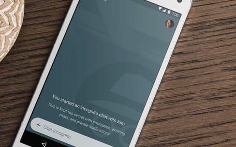 Google : le chiffrement du mode Incognito de Allo est le même que celui de WhatsApp