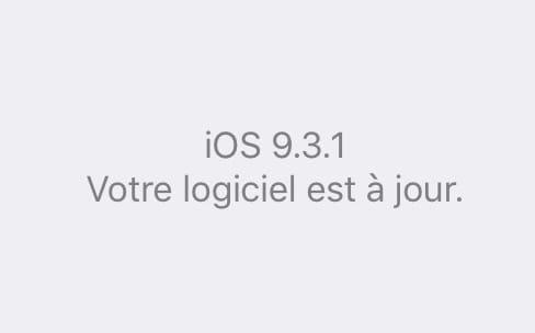 iPad Pro : Apple suspend iOS 9.3.2 et promet un correctif