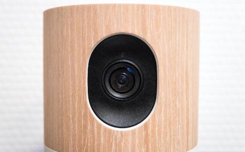 Test de la caméra Withings Home