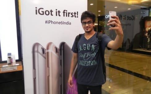 Douche froide pour Apple en Inde