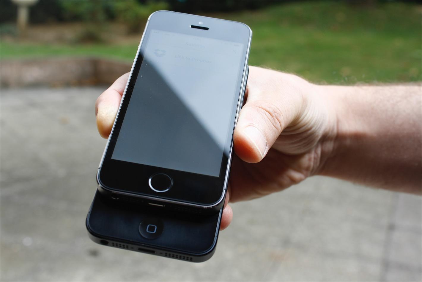 Le gros probl me de l iphone se igeneration for Ecran photo iphone